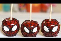Fun Food - Superhero