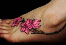 Tetování pro Pavlínku