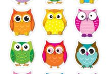 owl party decorations