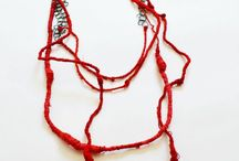 macrame jewerly / whatever is made with macrame tecchnique is jewerly