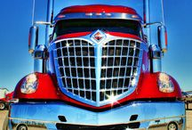 International Lonestar / The International Lonestar combines the retro styling from 40s-era International Trucks with modern lines and aerodynamic efficiency. Peterson Trucks is your source for International Trucks, including the Lonestar, in the Bay Area / by Peterson Cat