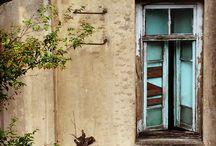 """Projeto - """"Janelas de histórias"""" - """"Windows' of History"""" / Retratos de janelas e seus mistérios encobertos pelo tempo. Iphone5s GoPro Hero"""
