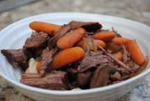 Crock Pot/ Slow Cooker / by Allison Sasser