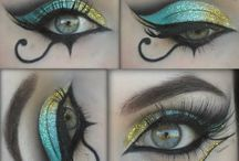 cool make up ideas