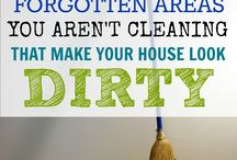Cleaning / Cleaning tips, tricks, ideas and hacks for your whole house and home, car, furniture, bathrooms, and more!