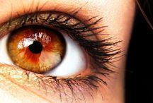 Rare eye colors