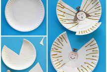 Christmas crafts for kindergarten