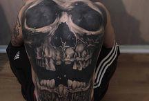Tatuaje spate