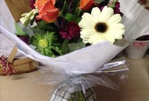 Mothers Day bouquets by Wendy B