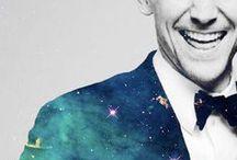 + Tom Hiddleston + / God ❤