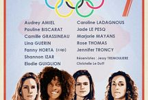 Jeux Olympiques #FRANCE7 #FRANCE7FEMININES