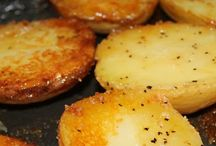 potato recipe's