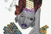 Collage / Mixed media