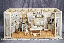 doll house box