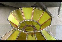 Bovenkap op lamp maken   que  solderen