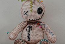 crochet toys/amigurumi