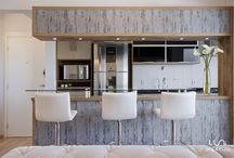 Cozinha 3 - Luni Arquitetura / Cozinha projeto Luni Arquitetura  Kitchen by Luni Arquitetura  www.luniarquitetura.com.br #kitchen #arquitetura #architecture
