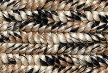 Texture, fabrics....