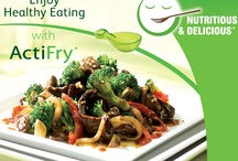 Actifry recipes