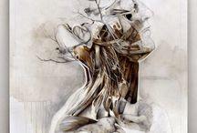 The wind that sculpts your veins / Il vento che scolpisce le tue vene