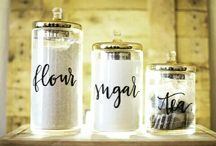 Unique Wedding Gifts / Unique wedding gifts embellished with calligraphy and hand lettering. Calligraphy can make anything look elegant.