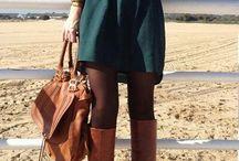 dresses'n boots