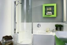 Walk Tub Shower / Stunning bathroom design ~ http://walkinshowers.org