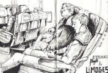 Travel Sketching