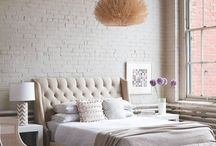 Bedrooms / by Cindy Caccavale