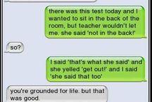 funny stuff / by Datona Conrad Rounsley