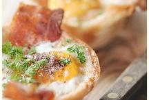 Yummy - Breakfast / Breakfast recipes / by Cheryl Franklin