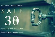 FW14 PRIVATE MID SEASON SALE 30% OFF. PROMO CODE SOV18ZVU / FW14 PRIVATE MID SEASON SALE 30% OFF. PROMO CODE SOV18ZVU. Just from October 1st - 5th