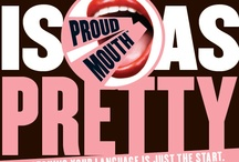 Be a PROUD MOUTH™! / Join our campaign to support the leading anti-bullying program in the U.S. STOMP Out Bullying™.