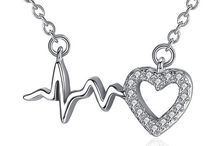 Jewelry for Doctors (Ladies) / Ladies jewelry for Doctors, Nurses, medical professionals and who loves medical professionals.
