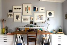 Illustrator desks