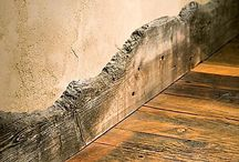 pereți lemn