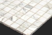 """1"""" x 1"""" Marble Mosaic & Glass Mosaic And 1 x 1 Metal Mosaic Tiles / 1x1 Mosaics offered at AllMarbleTiles.com, visit http://www.AllMarbleTiles.com and find glass, marble, metal mosaics and more"""