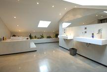 Badeværelse / bathroom / bain