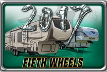 2017 Fifth Wheels / Brand New 2017 Fifth Wheel RVs for Sale at Kitsmiller RV Superstore