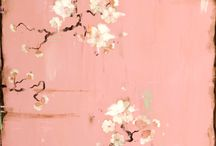 Cherry blossoms...etc