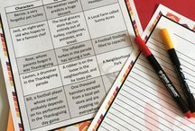 Thanksgiving Writing Activities / Teachers, you'll find fun writing activities for the month of November here across a range of grade levels.