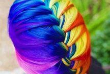 Fashion Hair / Creative hair / by Julia Sherman
