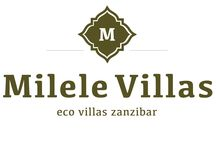 Milele Villas - Eco Villas Zanzibar / Electricity for our private villas is produced by solar panels and we collect rain water for using in our resort and hot water is produced by solar heaters - it is the first self-sufficient and environmentally friendly accommodation on Zanzibar.