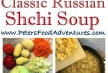 Ruské jedla
