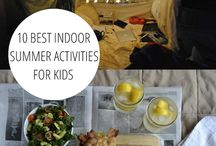Summer Fun / Summer Activities for Kids and Families