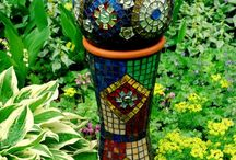 Kerti mozaikok