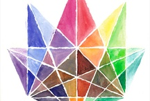 diamanty a kameny / Výtvarka