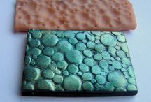 polymer clay textures / by Cara Jane