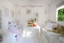 1 Garden playhouse ideas