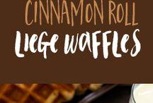 Waffles / Sweet and Savory Waffles
